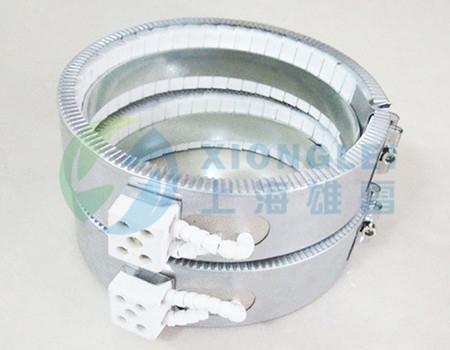 电加热圈厂家为您介绍生产高炉陶瓷杯需要应用高抗侵蚀性耐火材料!
