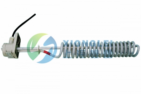 铁氟龙防腐蚀电加热管