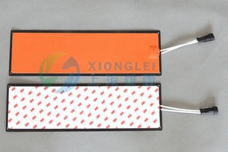新能源汽车电池硅胶铝板加热片